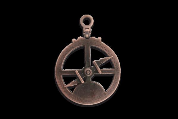 astrolabio 6cm