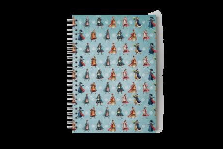 caderno A5 Navegadores