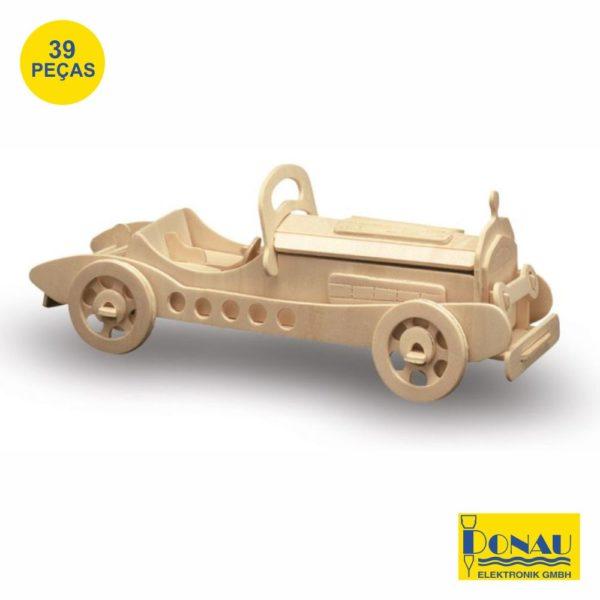"""Kit modelismo madeira """"Mercedes SSKL"""""""