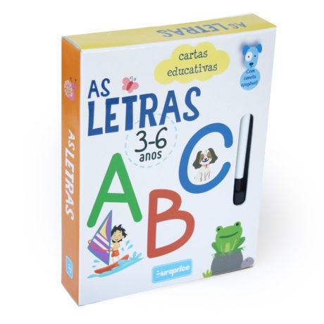 Cartas Educativas - As Letras