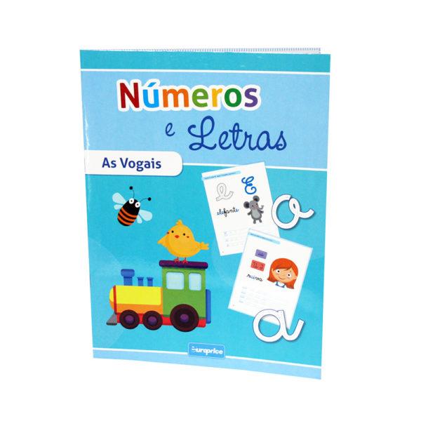 Números e Letras - Vogais