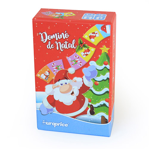 Dominó De Natal