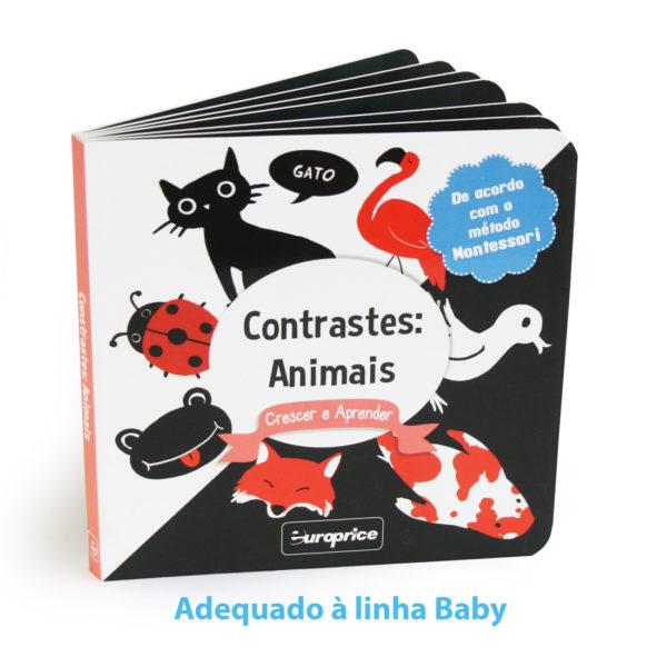 Crescer E Aprender - Contrastes: Animais
