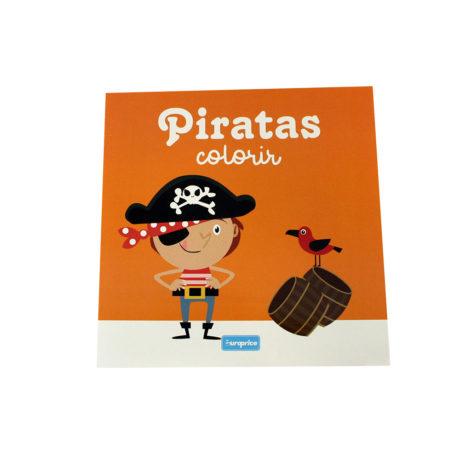 Diverkit: Pinta e Cola - Piratas