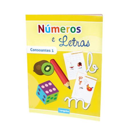 Números e Letras - Consoantes I
