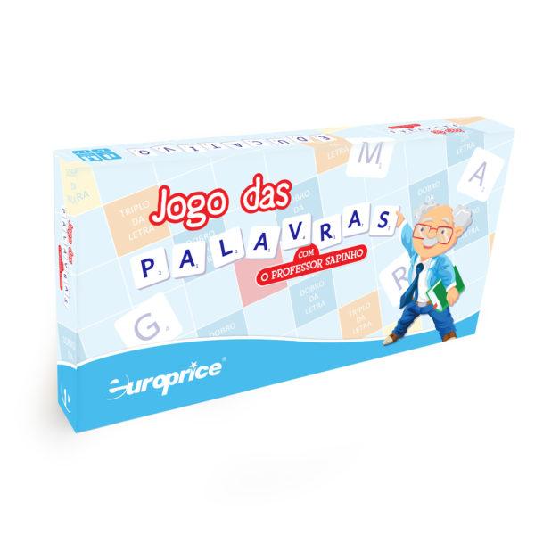 Jogo Das Palavras - Com O Professor Sapinho