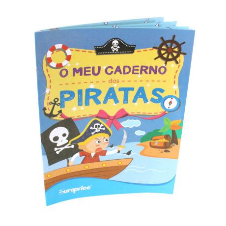 O Meu Caderno - Dos Piratas
