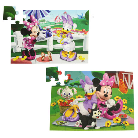 Puzzles Disney Minnie 24Pcs