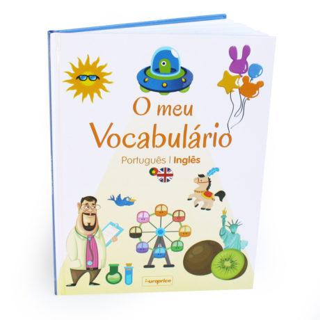 O meu vocabulário - Português/Inglês
