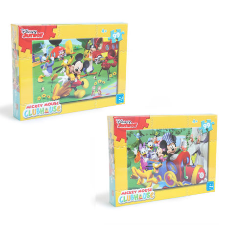 Puzzles Mickey Mouse 99 Pcs
