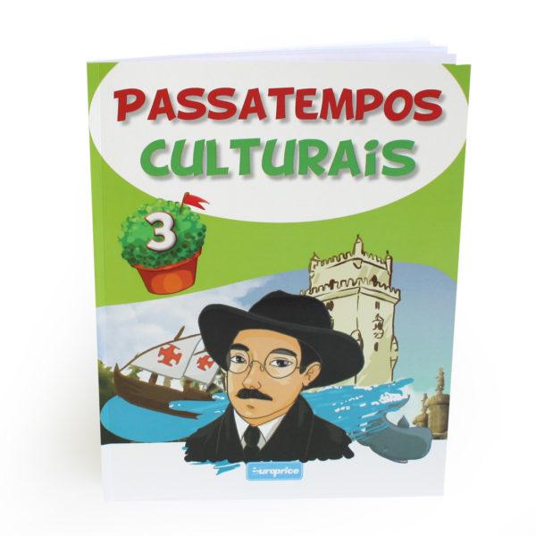 Passatempos Culturais - 3
