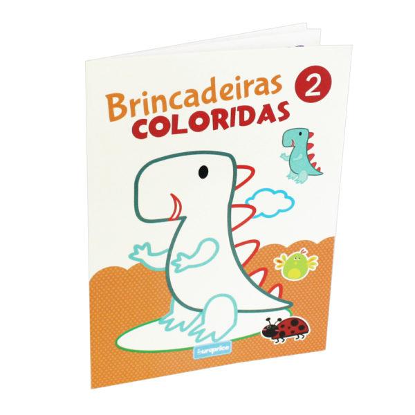 Brincadeiras Coloridas - 2