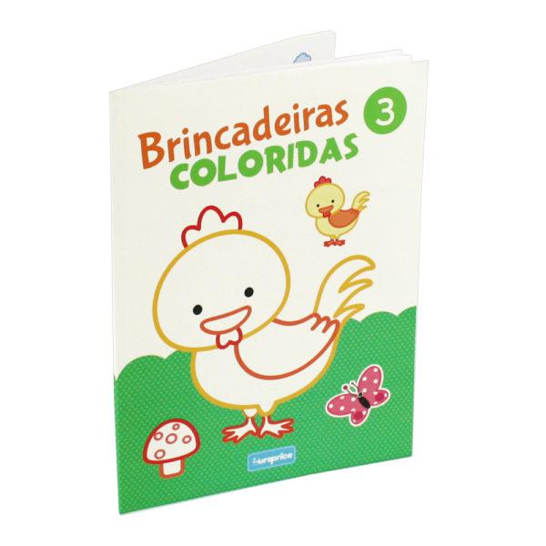 Brincadeiras Coloridas - 3