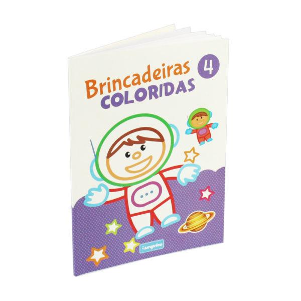 Brincadeiras Coloridas - 4