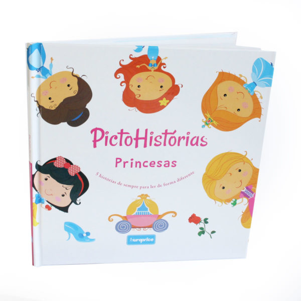 PictoHistórias - Princesas
