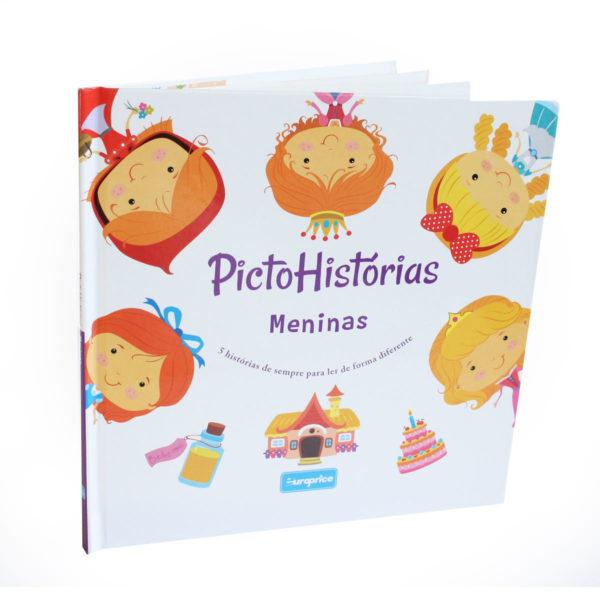 PictoHistórias - Meninas
