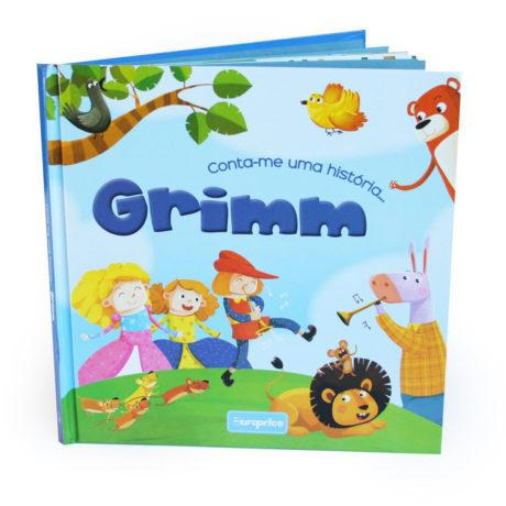 Conta-Me Uma História… - Grimm