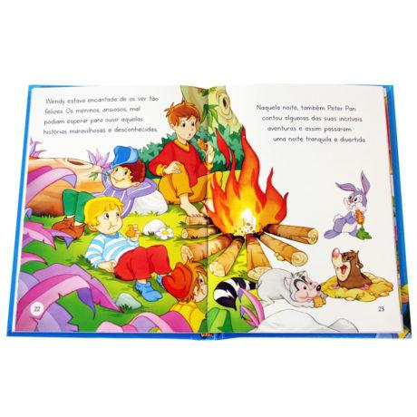 Contos Tradicionais - Peter Pan
