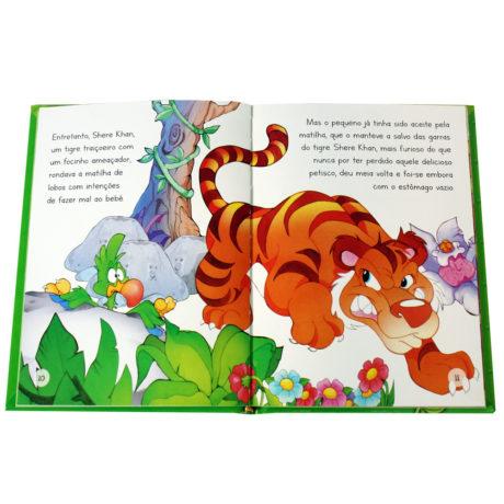 Contos Tradicionais - Livro da Selva