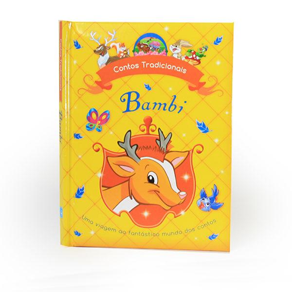 Contos Tradicionais - Bambi