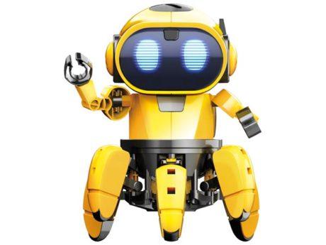 TOBBIE O ROBOT