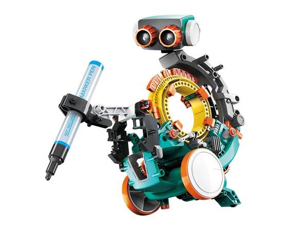 ROBOT DE CODIFICAÇÃO MECÂNICA 5-em-1