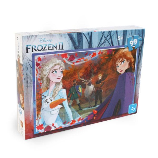 Puzzles Frozen II 99 Pcs