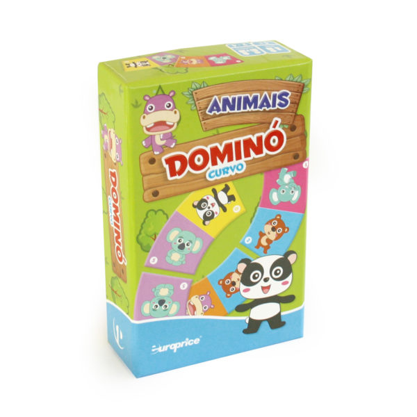 Dominó Curvo - Animais