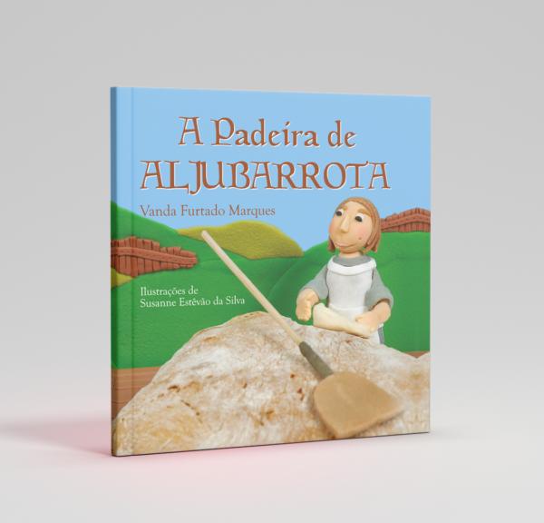 Livro «A Padeira de Aljubarrota»