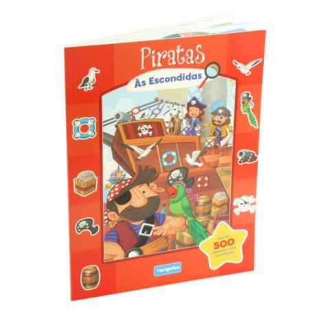 Às Escondidas - Piratas