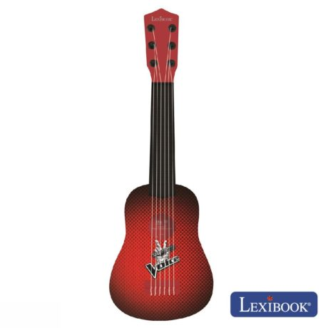 Guitarra The Voice Lexibook